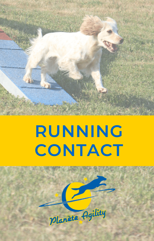 running contact cours